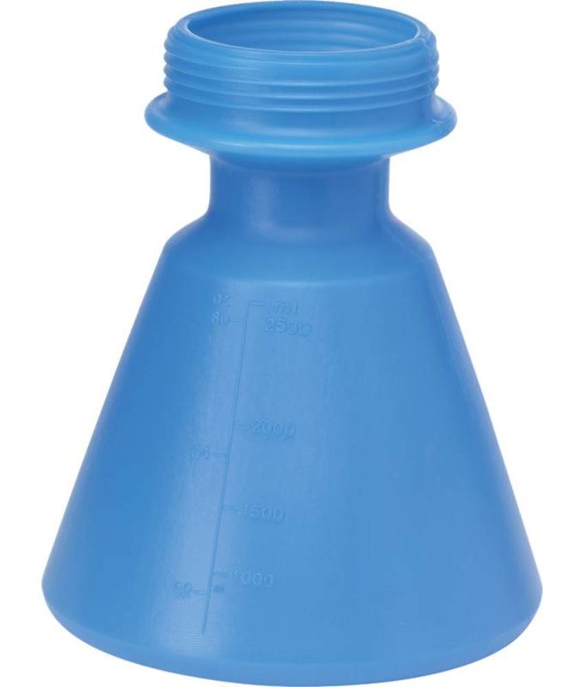 Vikan, Reserve can, 2,5 liter Foam Sprayer, blauw