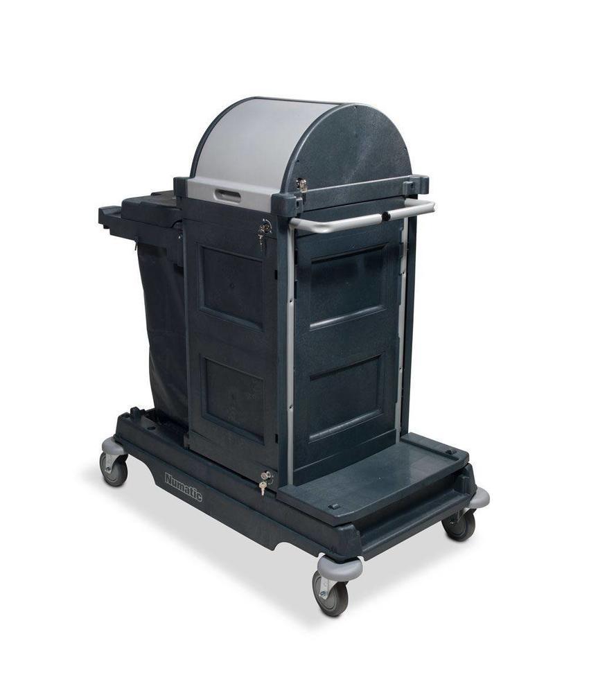 Numatic Werkwagen PCG 100 grijs