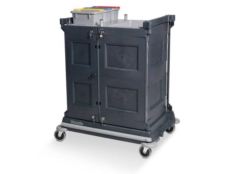 Numatic Numatic Gesloten werkwagen NCG 4000 grijs
