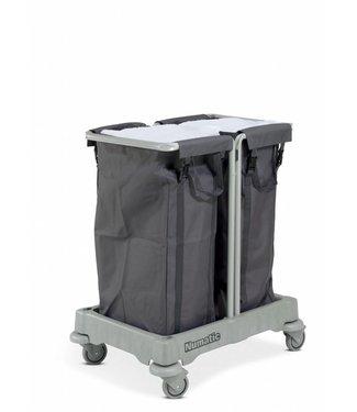 Numatic Numatic Wasgoedwagen NBT 200 grijs
