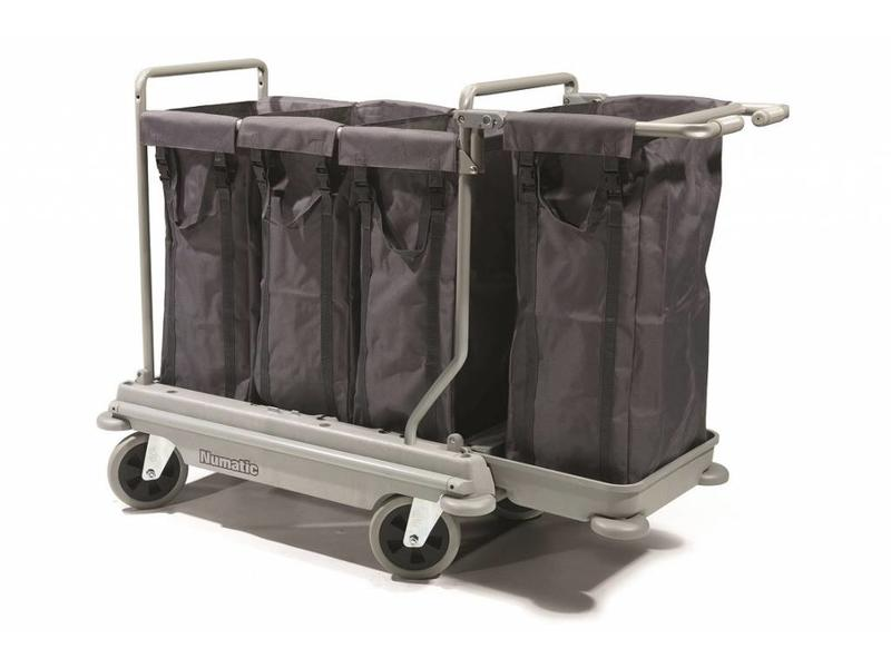 Numatic Numatic Wasgoedwagen NB 4004 grijs