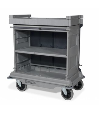 Numatic Numatic Hotelwagen NKU 30 FF grijs