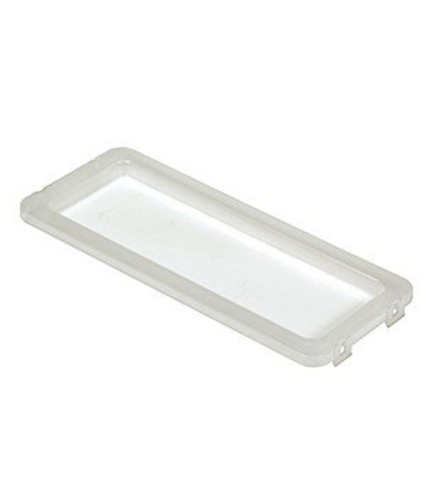 Numatic Versaclean Deksel 15 liter Transparant