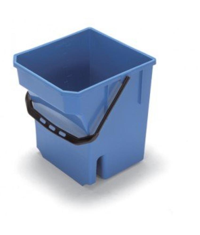 Numatic Mop Emmer 28 liter blauw