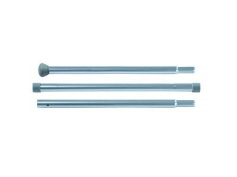 Numatic Numatic Mopsteel 3-delig aluminium excl. Comfortgrip