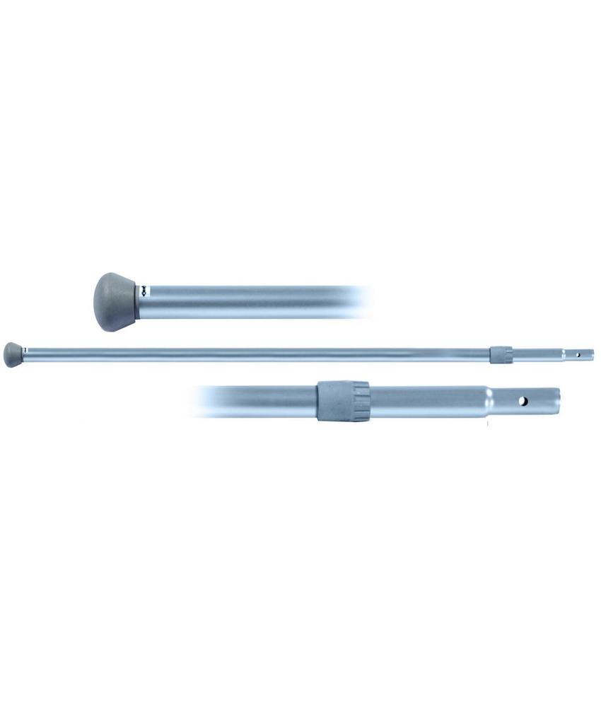 Numatic Numop telescoop mopsteel aluminium 110-180cm grijs