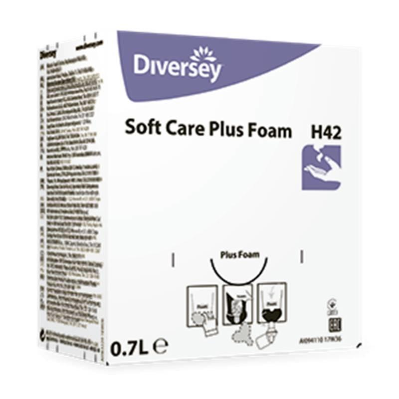 Soft Care Plus Foam H42 - 700ml