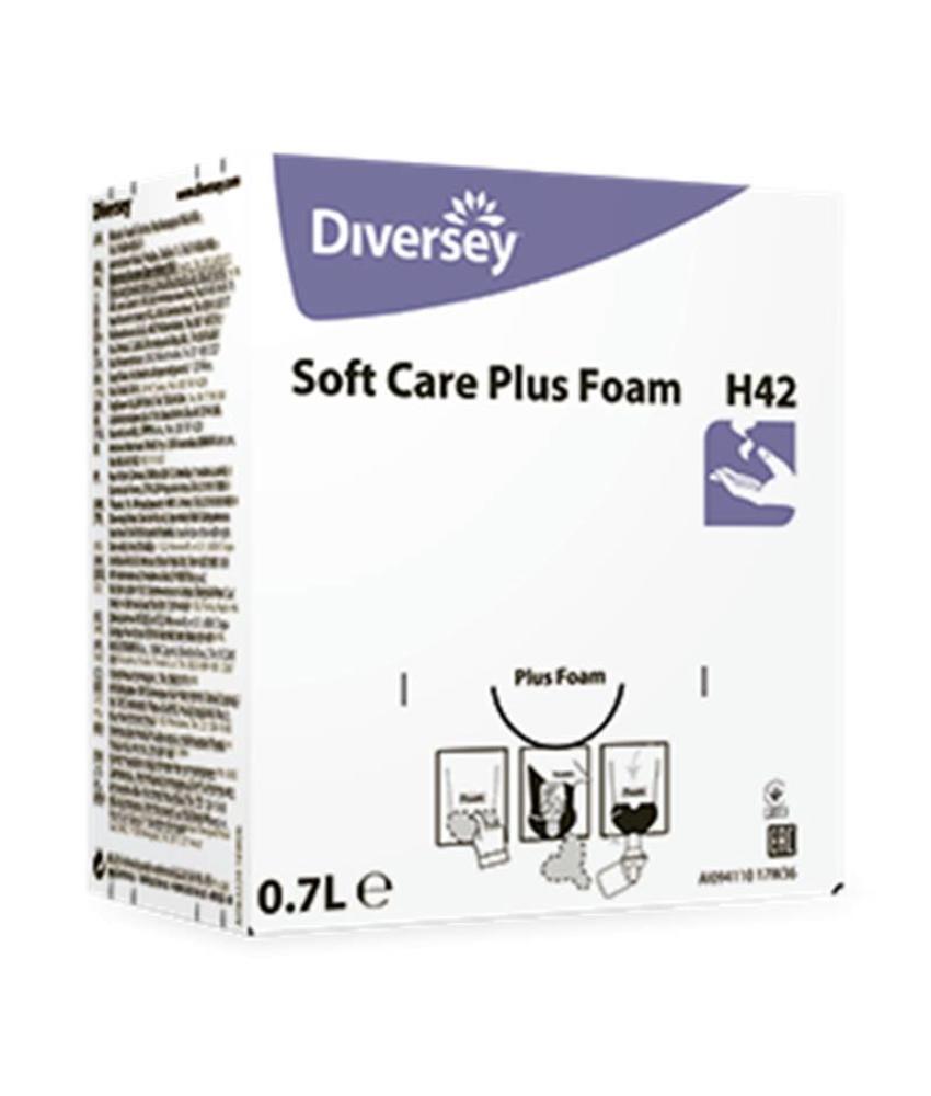 Soft Care Plus Foam H42 - 700ml