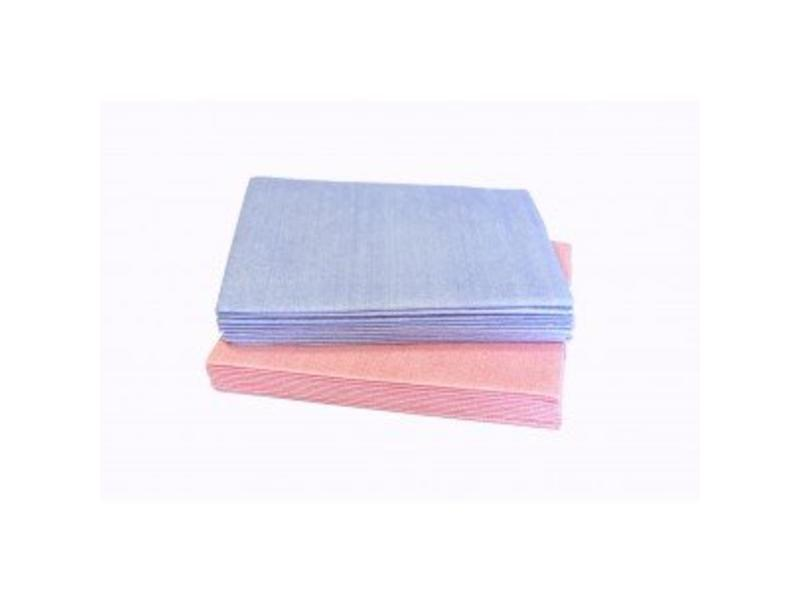 Numatic Numatic NuTech disposable reinigingsdoek microvezel 40x38cm rood, 30x10st