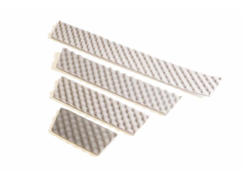 Numatic Numatic NuTech foam laag velcro 24 cm