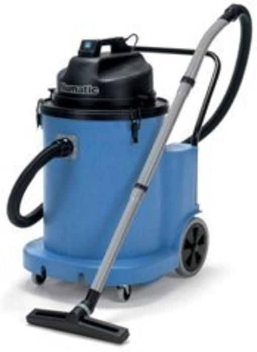 Numatic Waterzuiger WV-1800 DH Kit BA7 Blauw