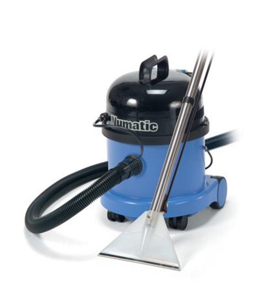 Numatic reinigingsmachine CT-370 Sproei-extractie Kit A26 blauw