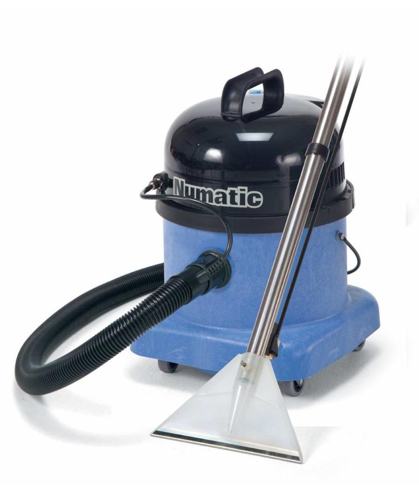 Numatic reinigingsmachine CT-380 Sproei-extractie Kit A26 blauw