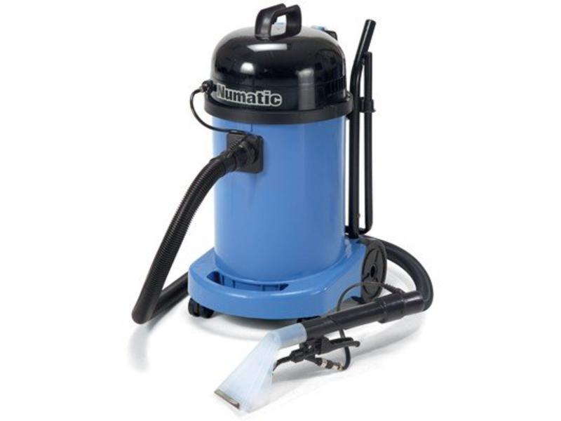 Numatic Numatic T-470 Sproei-extractie Kit A42 Blauw