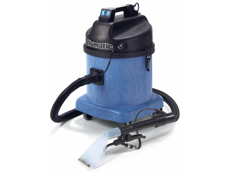 Numatic Numatic CT-570 Sproei-extractie Kit A41 blauw