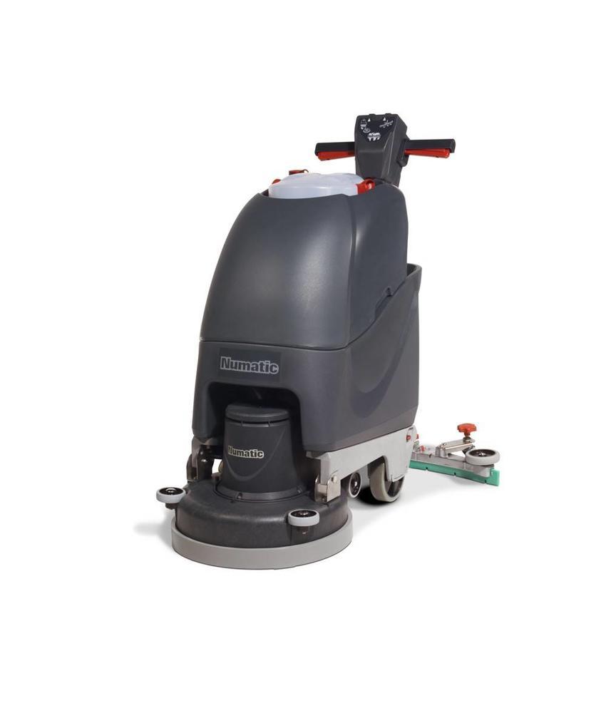 Numatic Schrob-zuigmachine TT-4045 G 230 Volt grijs