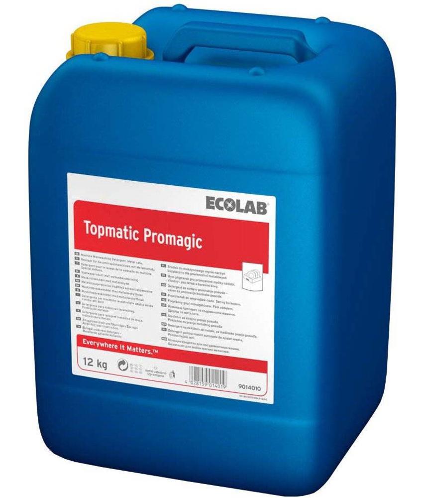 Ecolab Topmatic Promagic 12kg