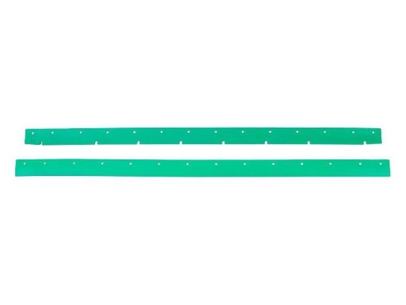 Numatic Numatic Rubbers polyurethaan groen (set) t.b.v. zuigmond 750 (werkbreedte 944mm)