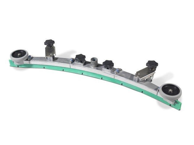 Numatic Numatic Zuigmond Aluminium TT/TTB4045/CRO (groen polyurethane bladen) (650mm zuigmond)
