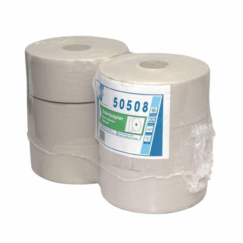 Euro Products Toiletpapier euro maxi jumbo, 1-laags