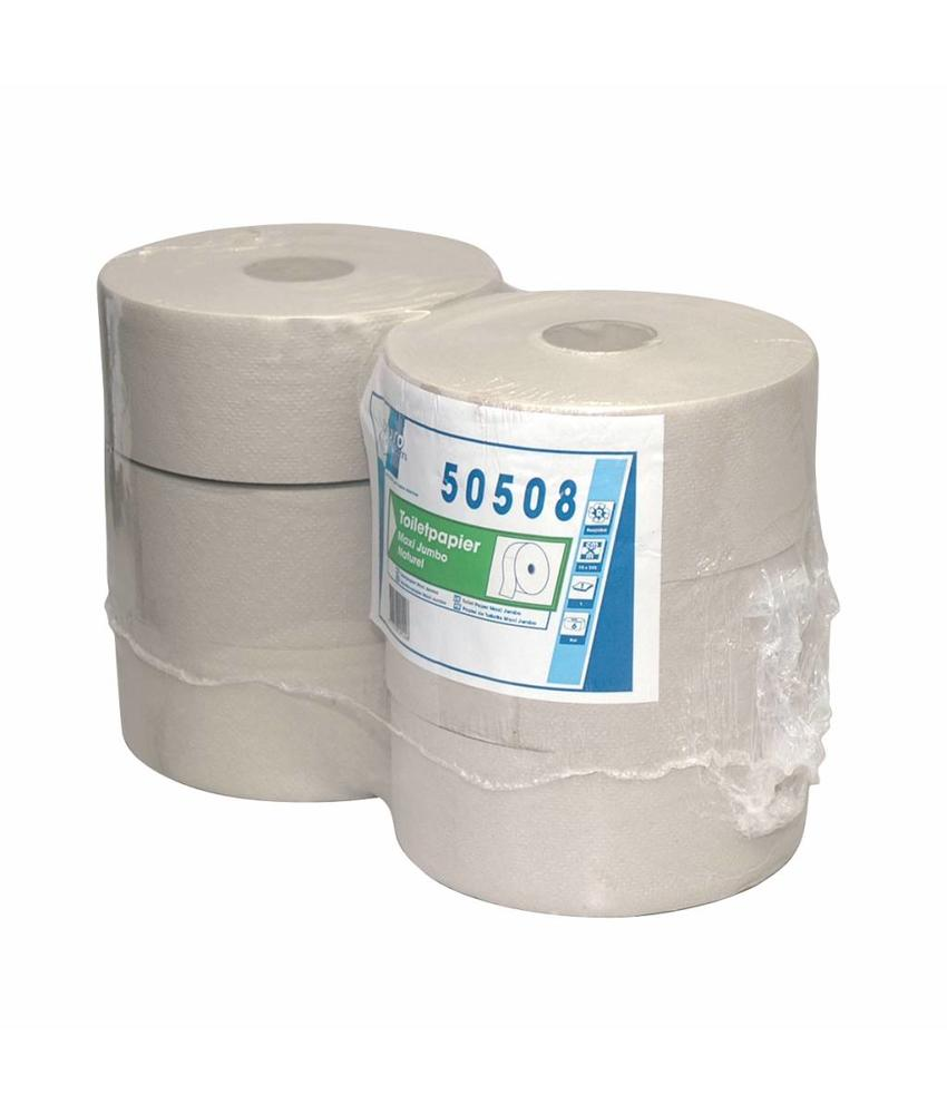 Euro Products Toiletpapier euro maxi jumbo, 1-laags