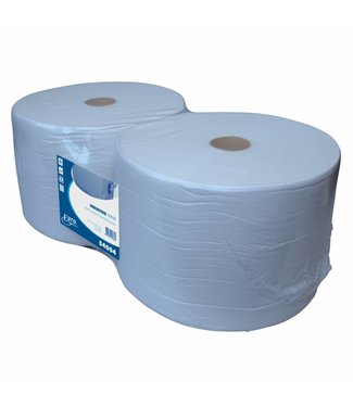 Euro Products Euro Products 1-laags Industriepapier Euro blauw recycled