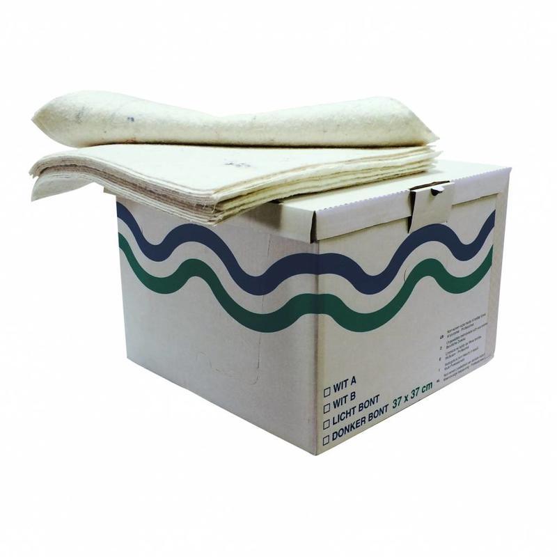 Euro Products Lichtbonte doek A-kwaliteit, 37cm x 37cm