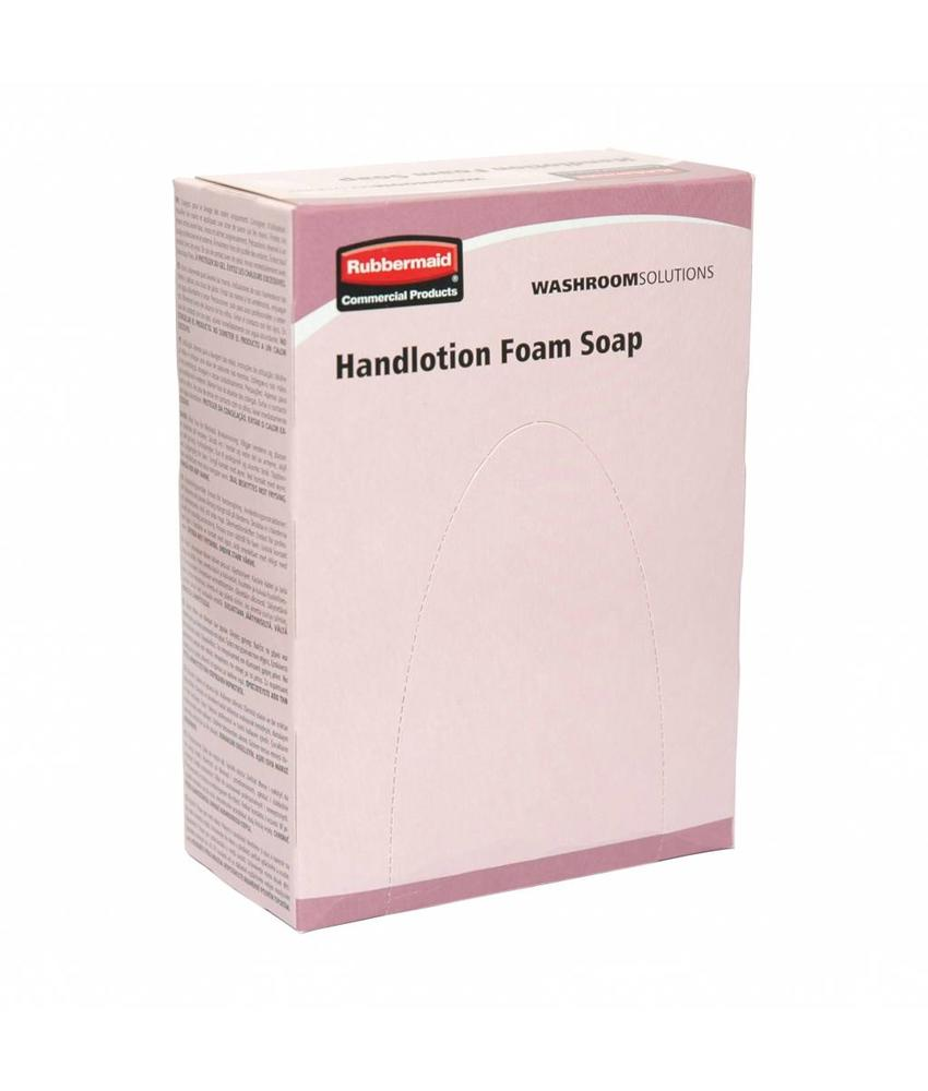 Euro Products foam soap lotion