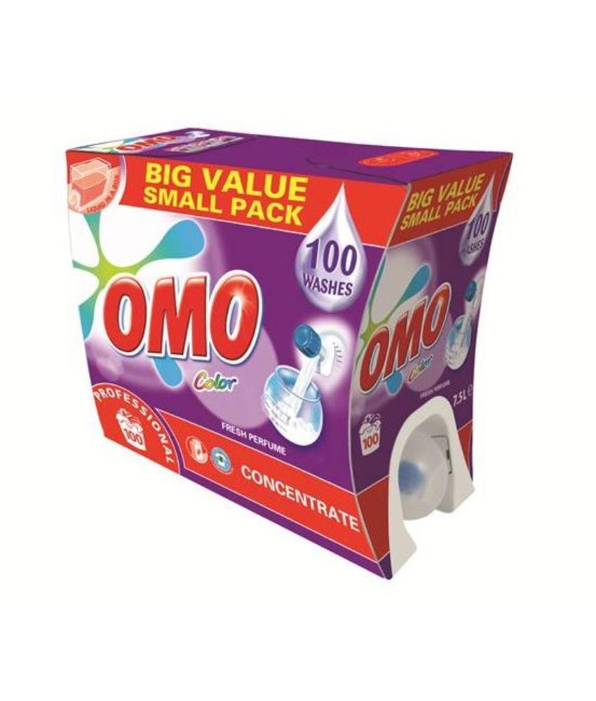 Omo Prof. Color 7,5 L / 100 wasbeurten