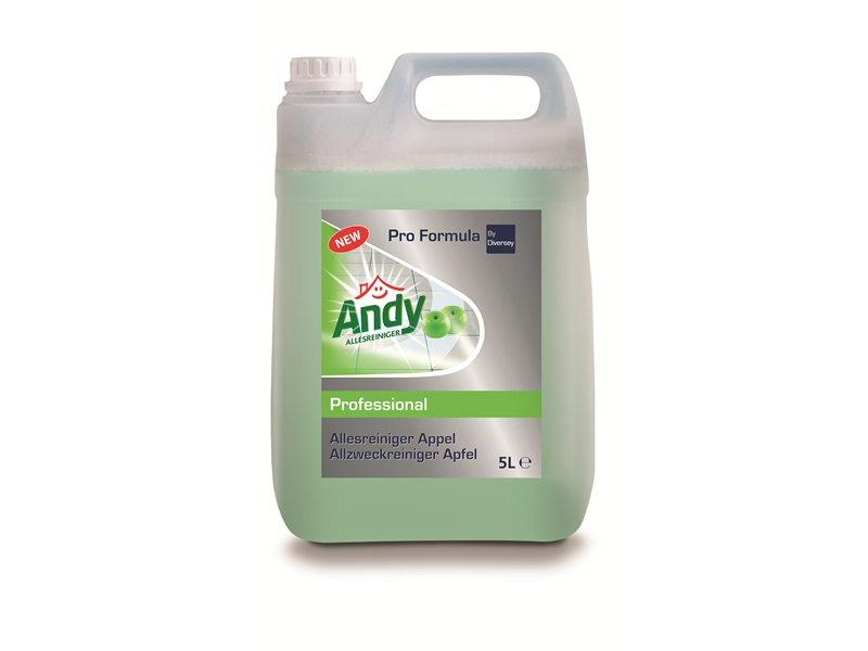 Johnson Diversey Andy Pro Formula Allesreiniger Apple 5 L