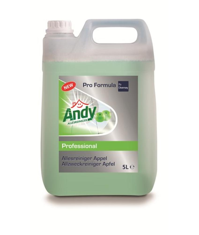 Andy Pro Formula Allesreiniger Apple 5 L