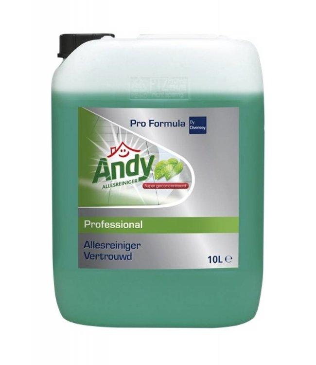 Johnson Diversey Andy Pro Formula Allesreiniger Vertrouwd 10 L
