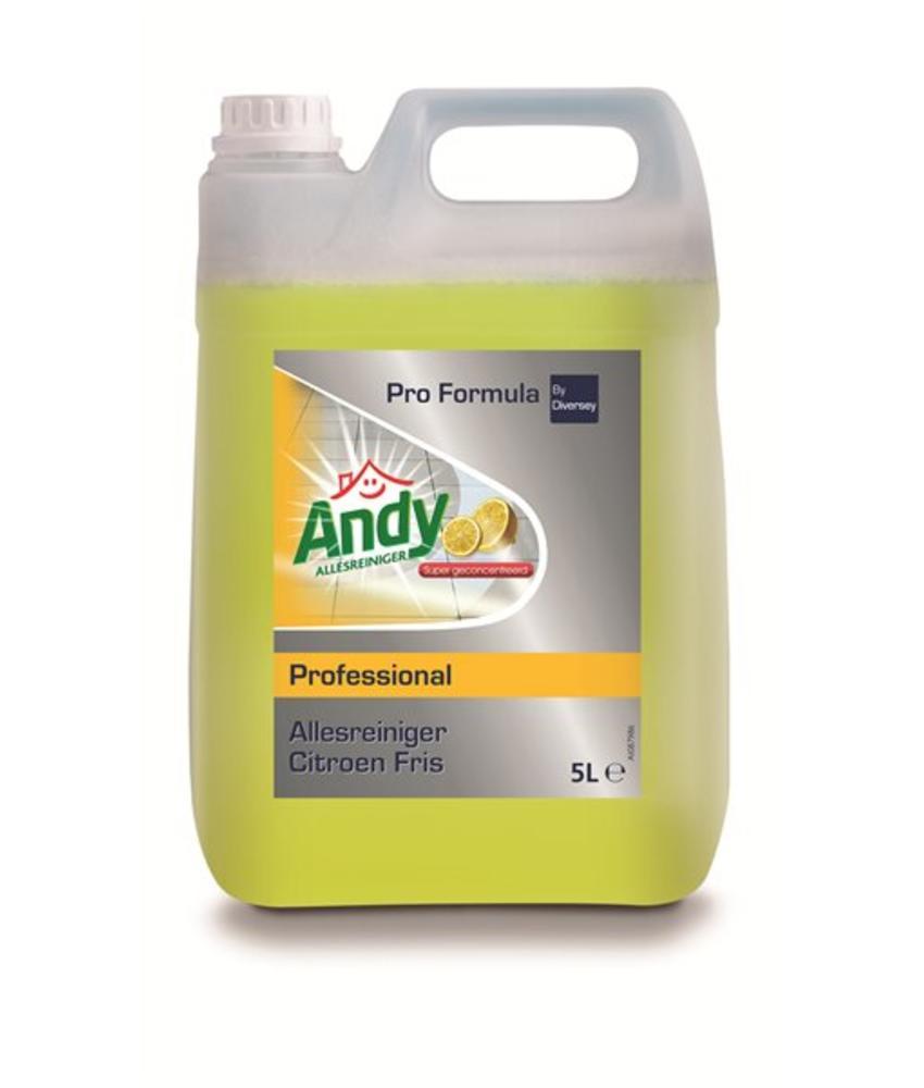 Andy Pro Formula Allesreiniger Citroen Fris 5 L
