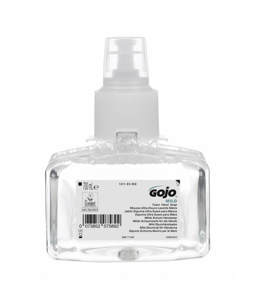 Euro Products Gojo mild foam hand soap