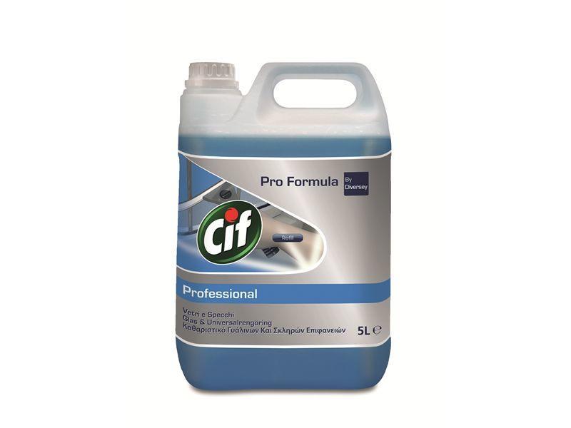 Johnson Diversey Cif Pro Formula Glas & Interieurreiniger 5 L