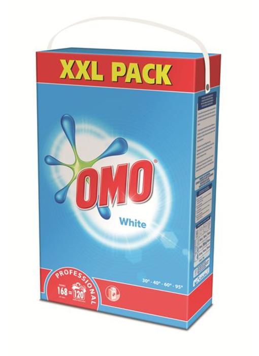 Omo Prof Wit 8,4 kg / 120 wasbeurten