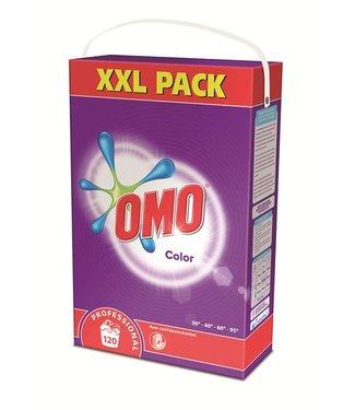 Johnson Diversey Omo Prof Color 8,4 kg / 120 wasbeurten