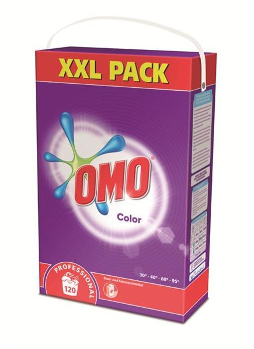 Omo Prof Color 8,4 kg / 120 wasbeurten