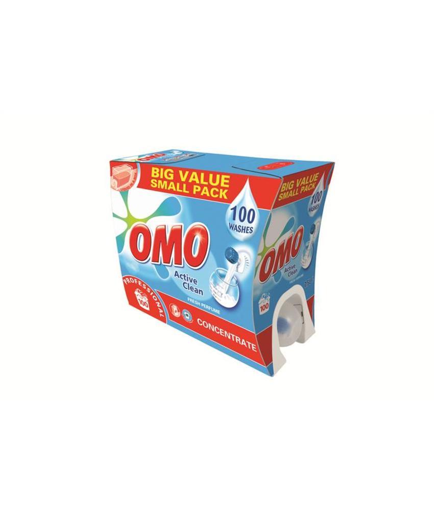Omo Prof. Wit 7,5 L / 100 wasbeurten