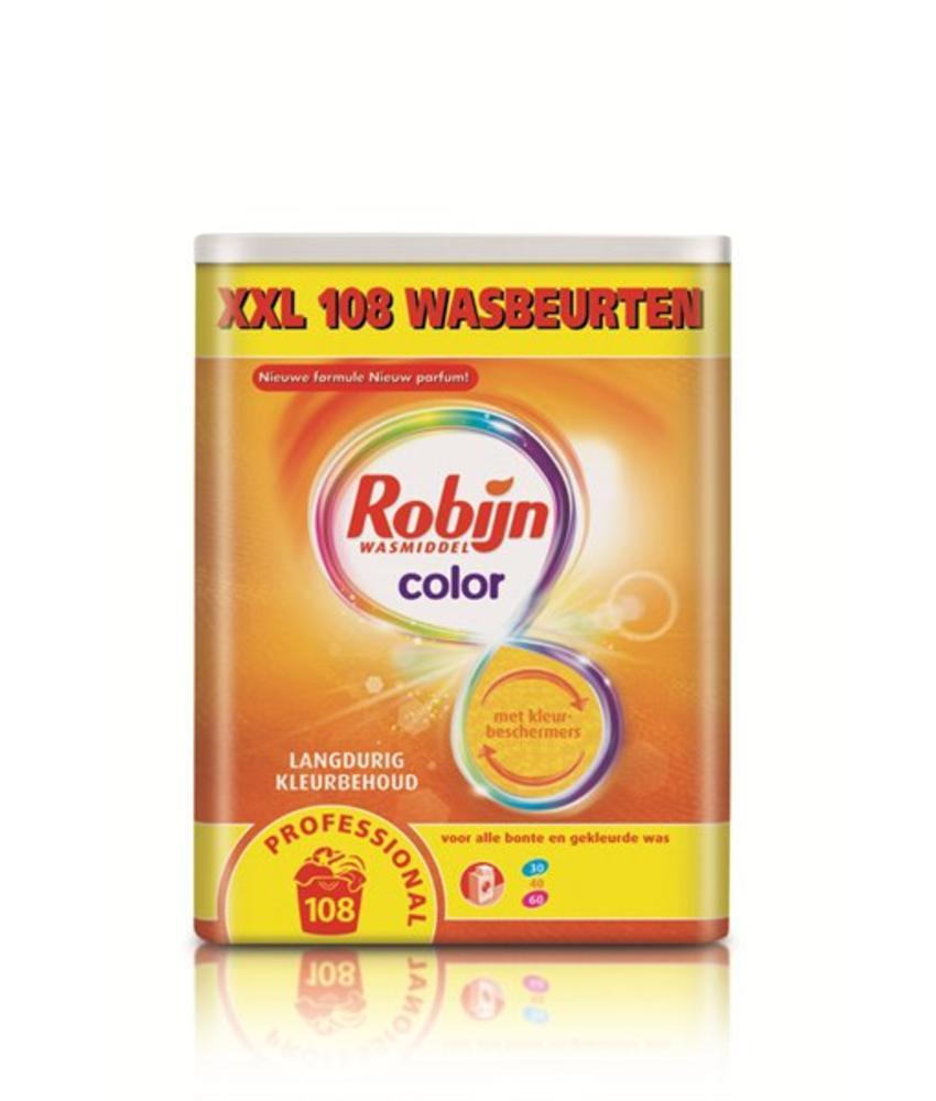 Robijn Prof.Color 6,156 kg / 108 wasbeurten