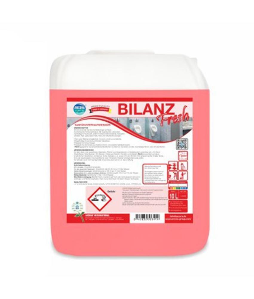 Sanitairreiniger - Klarosan Bilanz Fresh 10L