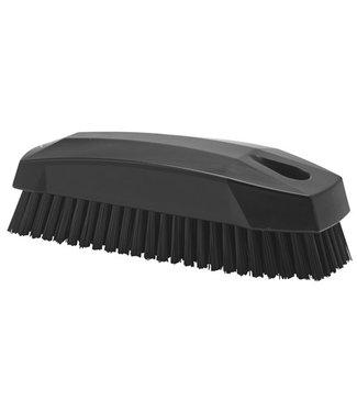 Vikan Vikan Nagelborstel / kleine werkborstel 130x50x40mm, zwart