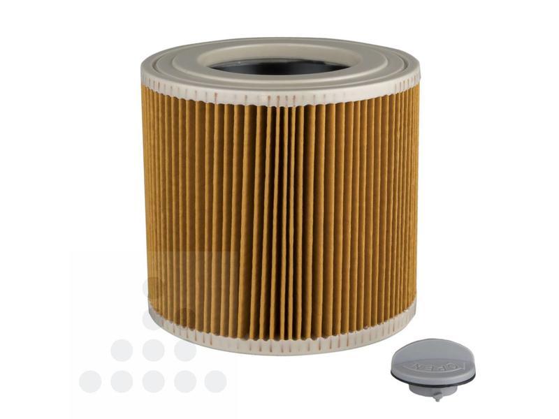 Eigen merk Wafel-filter KÄRCHER voor nat- en droog zuigen