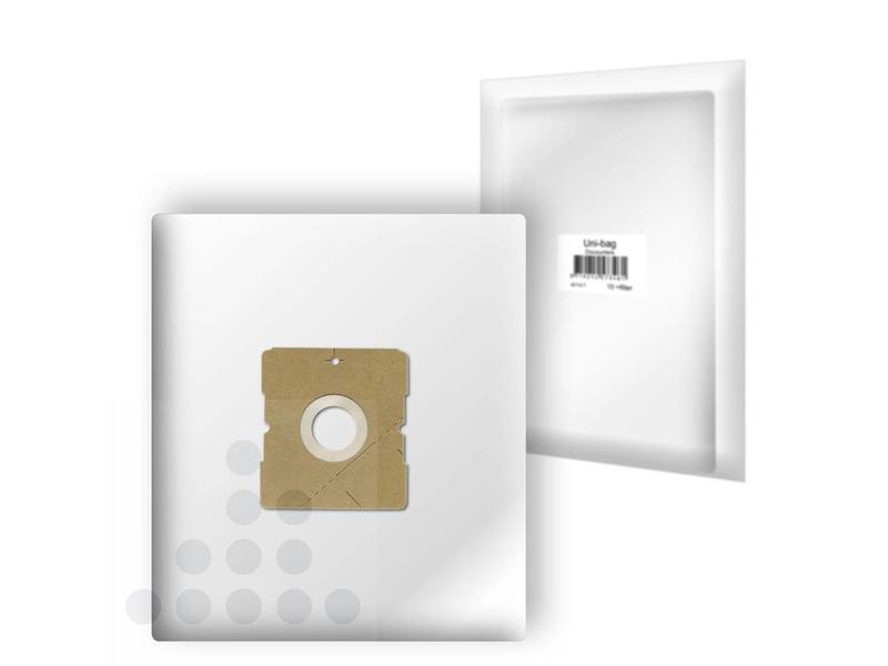 Eigen merk E-TAIL - Uni-bag filterplus (10)