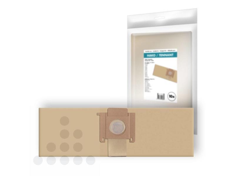 Eigen merk Hako Compacto 9 / Tennant papier (10)