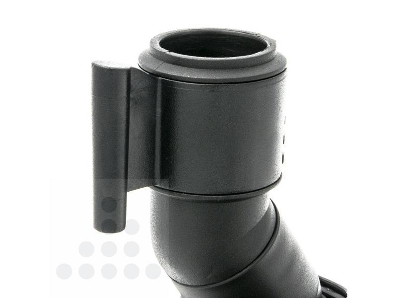 Parketborstel 32mm met parkeerstand