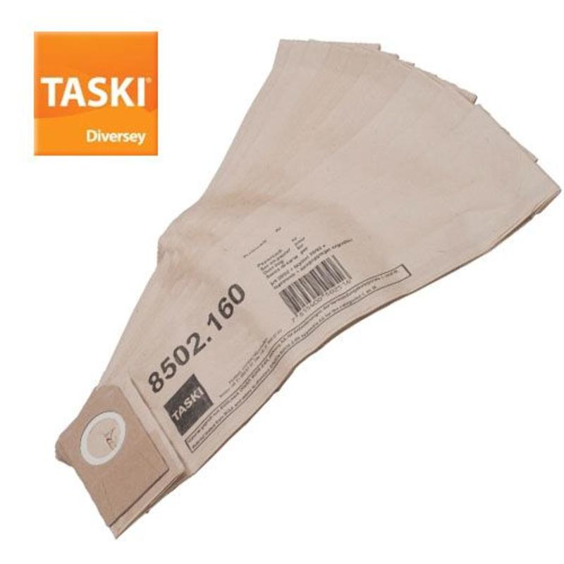Paper bags tapiset 38/45 jet 38/50 10pc