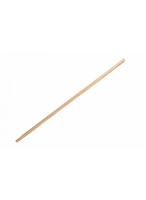 Bezemsteel hout 28x1500mm