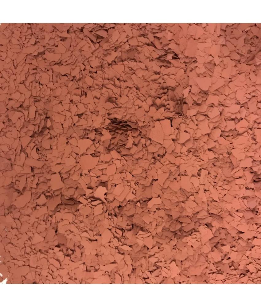 Coldec Kleurvlok Rood - 4/52 - maat 3 - 1KG