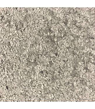 Coldec Coldec Kleurvlok Grijs - 5/45 - maat 3 - 1KG